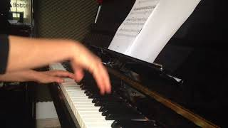 """""""It is time"""" Murder on the Orient Express full piano cover"""