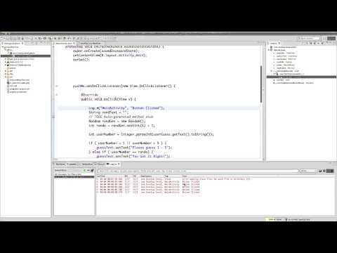 Android Development Tutorials #23 - Introduction To The Log Part 2