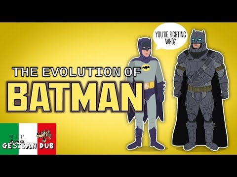 L' EVOLUZIONE DI BATMAN- Tell It Animated[ITA]-GestianDub