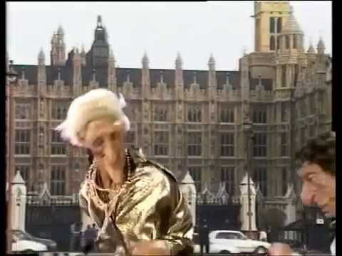 Spitting Image - Jimmy Savile Sectioned For Charity - On The Run Clip S10E02