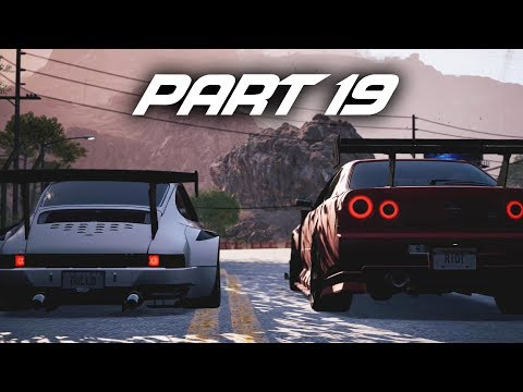 Need For Speed Payback Gameplay Walkthrough Part 19 - SILVER 6 (Full Game)
