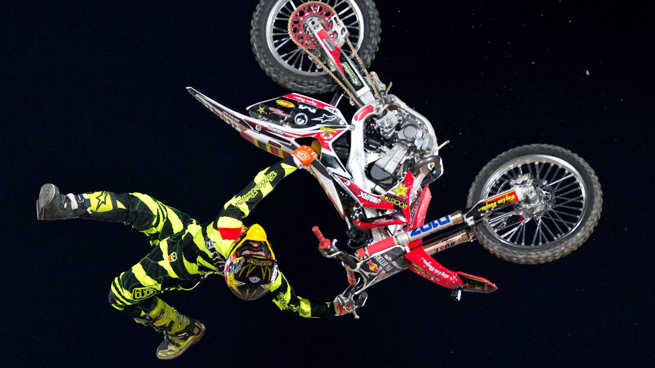motocross x fighter