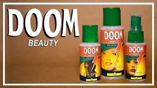 Doom beauty   michael cost