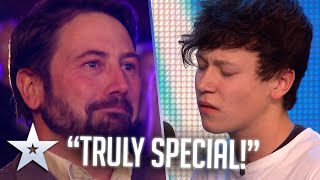 15-year-old with BLUES VOICE moves audience to TEARS! I Auditions I BGT Series 9