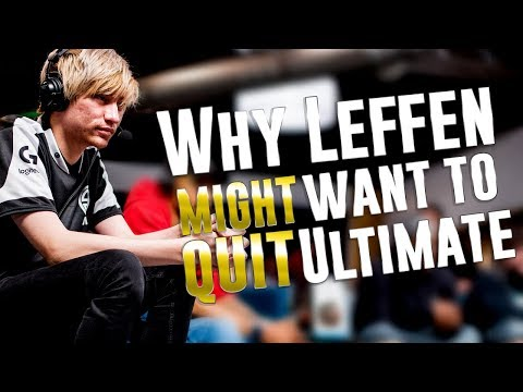 Why Leffen MIGHT want to QUIT Ultimate | Armada Talks #12