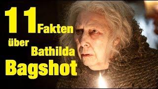 11 FAKTEN über Bathilda BAGSHOT