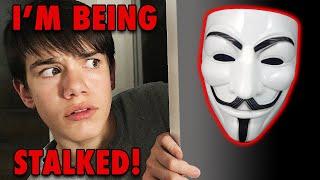 Secret Crush is Stalking Me! *WARNING Scary*