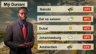 Hali ya Hewa ya 14 06 2016 na Otieno Vicent