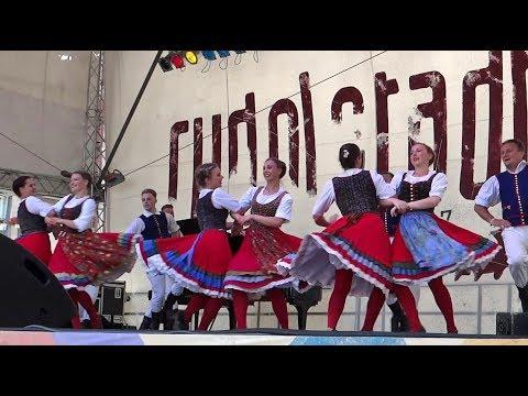 Norddeutscher Erntetanz - German Folk Dance