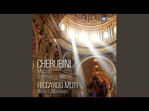 Messe solonnelle pour le sacre de Louis XVIII in G Major: IV. Sanctus & O salutaris hostia