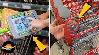 10 najciekawszych innowacji w supermarketach, cz. 2