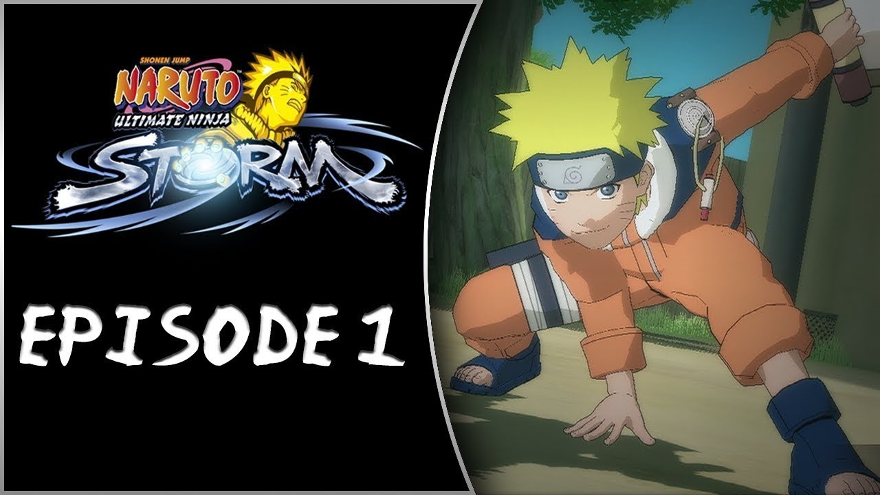 Naruto Shippuden Ultimate Ninja Trilogy Episode 1: L'épreuve De Survie