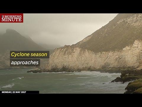 Cyclone season for Oman approaches