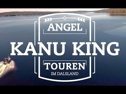 Kanuking - Angeltouren in Schweden / Dalsland