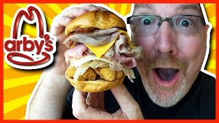 Arby's Meat Mountain Review 17oz Sandwich And Drive-thru Experience