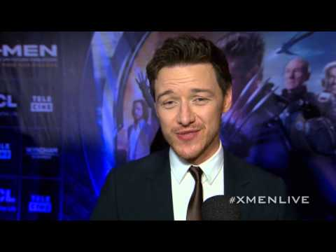 James McAvoy y Sir Patrick Stewart en Sao Paulo | X-Men Live