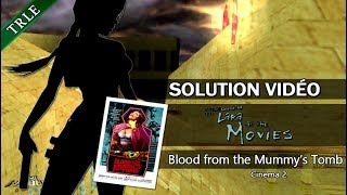 [TRLE] Lara At The Movies (2004) - #07 - Cinema 2 - Blood from the Mummy