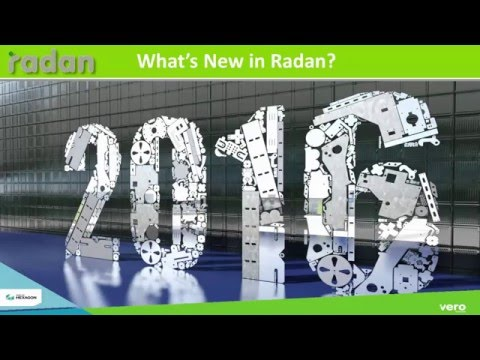 Radan 2016 | What's New