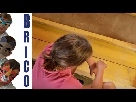 14 Comment Fabriquer Un Etabli Pas Cher Avec 2 En Planches De Coffrage Et 3 Demi Chevrons