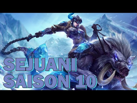 GUIDE DE CHAMPION : SEJUANI S10 (JUNGLE)