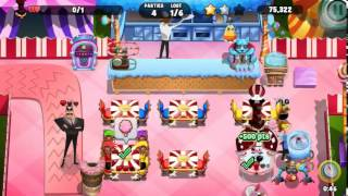 Diner Dash 2015 - Candy Carnival (Level 180)