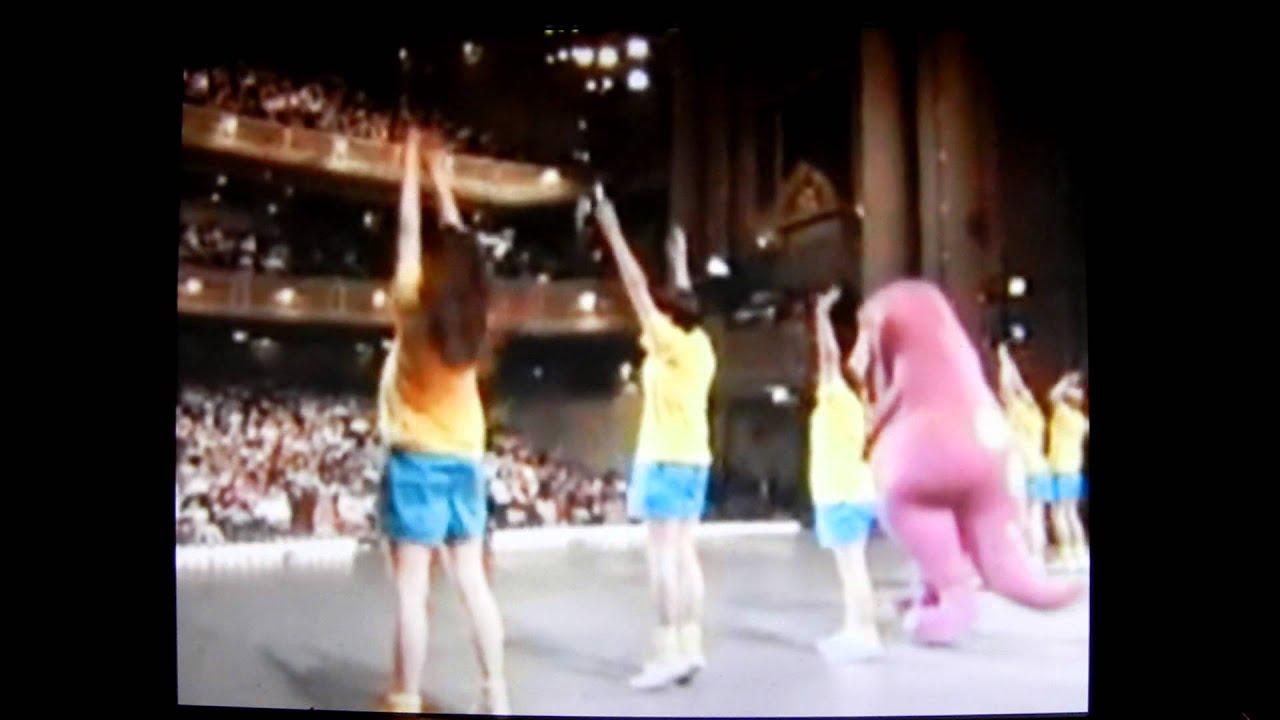 THE BACKYARD GANG RAP YouTube - Barney backyard gang concert vhs
