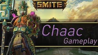 "Smite Chaac Gameplay ""Oh Diamond Skin Chaac so sexy"""