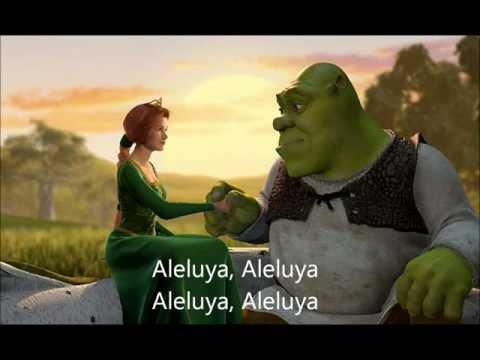 Aleluya Shrek en español | HD