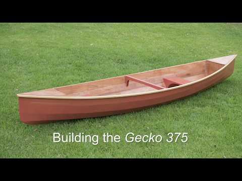 Building The Gecko 375 Canoe