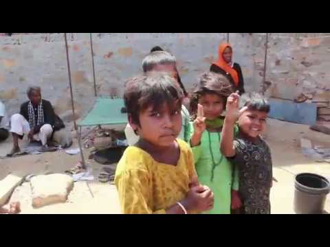 A short story of slum children of RES NGO