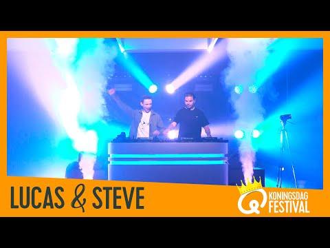LUCAS & STEVE  (DJ-SET) // Q-koningsdagfestival