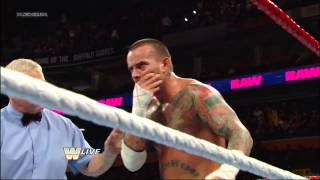 Randy Orton vs. Sheamus vs. CM Punk vs. Big Show - Fatal 4-Way to determine who faces Undertaker