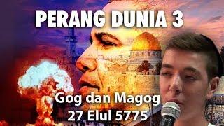 vuclip Kesaksian Natan, Remaja Israel yang Melihat Perang Dunia 3, Gog dan Magog - Kedatangan Messias