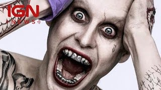 jared leto unsure about joker s journey in suicide squad ign news