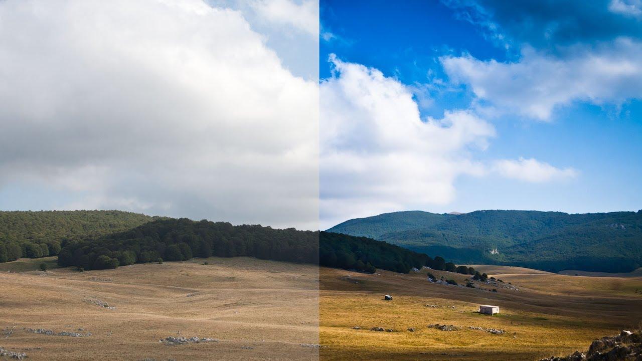 Photoshoppista Tutor: Come Creare un Paesaggio …