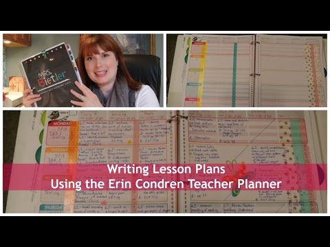 teaching plan how to use a The 5 e's: the 5 e's is an instructional model based on the constructivist approach to learning, which says that learners build or construct new ideas on top of their old ideas.