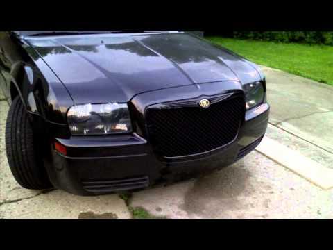 Chrysler 300 Grills Youtube