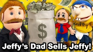 SML Movie: Mario Sells Jeffy!