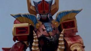 Power Ranger Fuerza Salvaje | Kite se transforma en Animus y se lleva a todos los wild zords