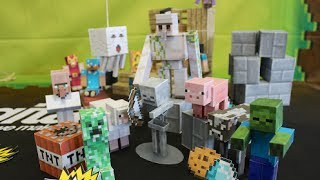 Minecraft Papercraft Studio - Android & iOS Trailer