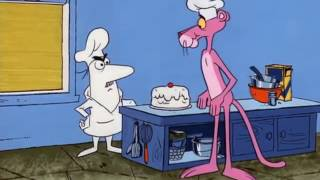 The Pink Panther -  Báo Hồng làm đầu bếp