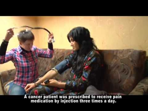 Ukraine: Legal Empowerment Project Defends the Rights of Cancer Patient