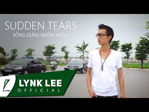 Sudden Tears - Lynk Lee (Bỗng dưng muốn khóc - Engsub/Lyrics)