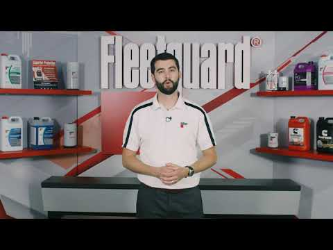 How to Clean Your Engine Cooling System with Fleetguard Restore