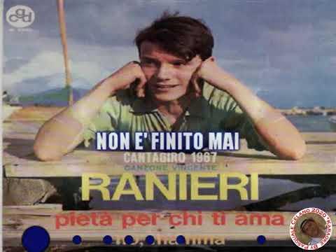 Massimo Ranieri   Pietà Per Chi Ti Ama KARAOKE FAIR USE