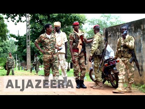 Central African Republic: Conference to review security situation