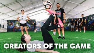 Soccer Unites Artists With Diverse Backgrounds and Stories | Creators of the Game