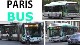 Video PARIS BUS - Iveco & MAN - Various buses original sound - Mitfahrt +Verschiedene Busse 2017 download MP3, 3GP, MP4, WEBM, AVI, FLV Oktober 2018