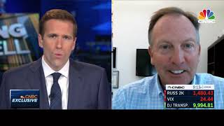 Hologic CEO Steve MacMillan on CNBC's Closing Bell
