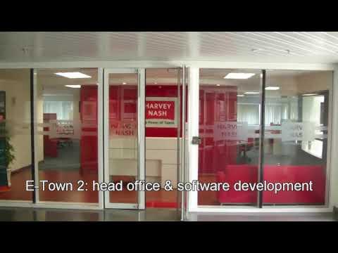 Harvey Nash Vietnam offices